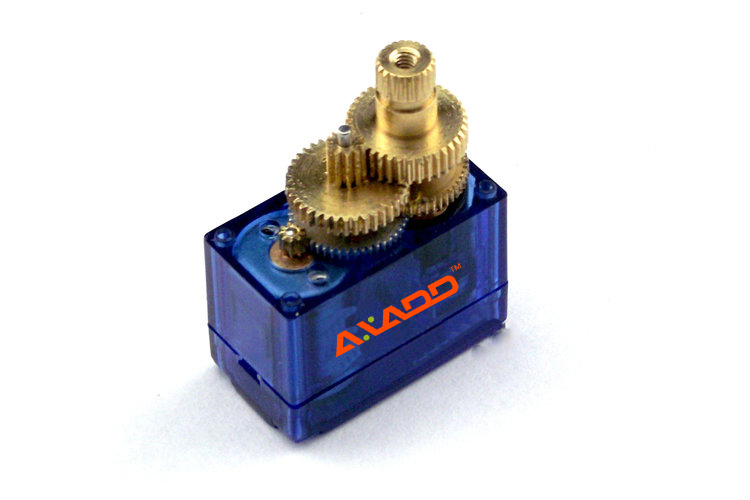 Axadd Lh S0090md 360 Degree Continuous Rotation Rc 9g