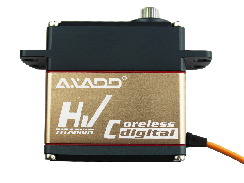 CTV825 Digital Servos with High Torque and High Speed Capabilities 68g/19.6kg/0.05s/7.4V