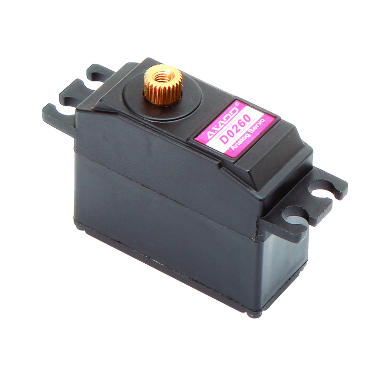 D0260 Medium-sized Helicopter Servo 28g / 4.5kg-cm / 0.12sec @ 6V RC Airplane, Helicopter and Car