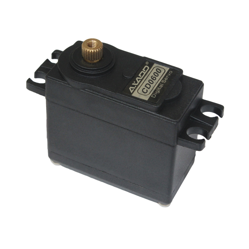 CD0600 Large Airplane Servo 56g / 6.5kg-cm / 0.12sec @ 6V Servo for Retract Landing Gear