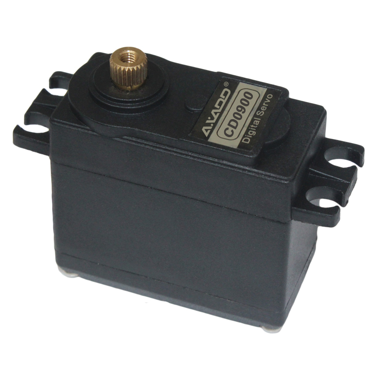 CD0900 Large Airplane Servo 58g / 10.5kg-cm / 0.13sec @ 6V 180 Degree Digital Metal Gear Robot Servo
