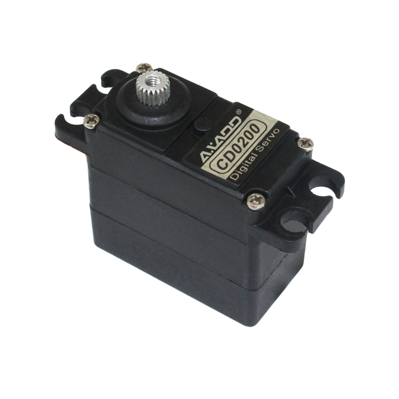 CD0200 Medium-sized Airplane Servo 27g / 3.5kg-cm / 0.12sec @ 6V RC Airplane, Car, Boat and Robot