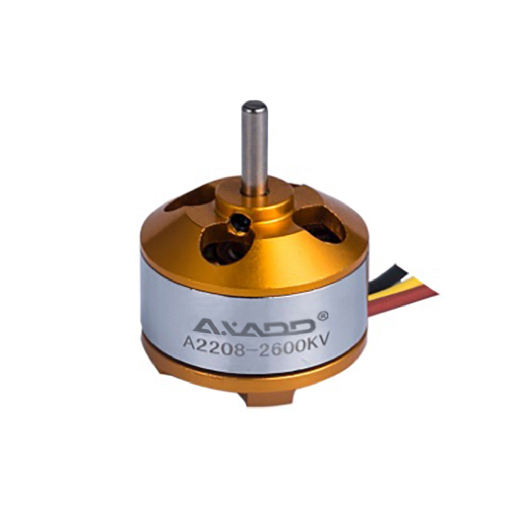 AXADD A2208 High-end Powerful Fixed-wing Brushless Motor For 300~700g RC Hobby/RC Airplane/RC Multi-rotor Aircraft