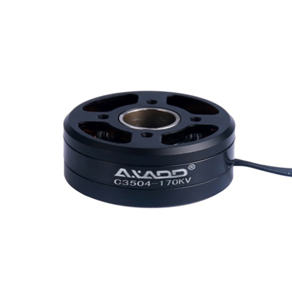 AXADD C3504 44g 11.1V High Performance RC Hobby Brushless Motor Specialized For Gopro4/Similar Platform/High-end Camera