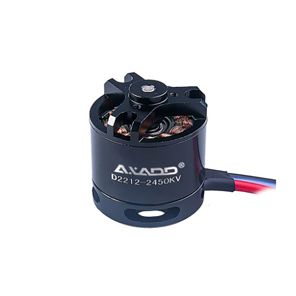 AXADD D2212 55g High Efficient Multi Rotors Series RC Hobby Brushless Motor For 350 Four-axis Aircraft/SU-27 Fixed-wing Airplane