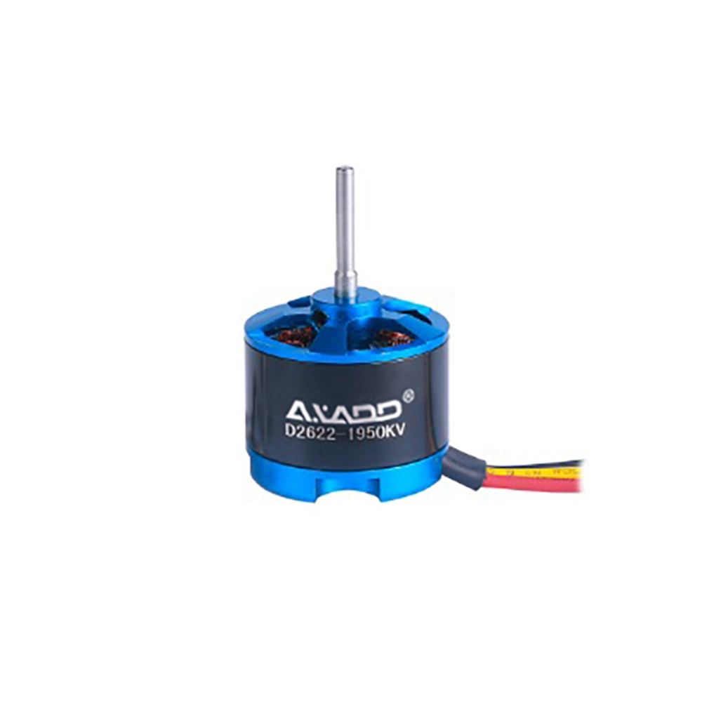 AXADD D2622 High-end Powerful Fixed-wing Brushless Motor For Fixed-wing RC Airplane/250 RC Helicopter