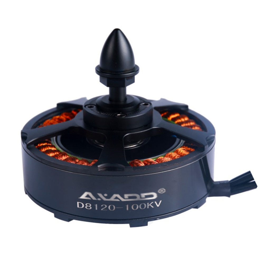 AXADD D8120 570g High Voltage Multi Rotors Series Brushless Motor For Small-sized Plant Protection Machinery/Large FPV/Aircraft